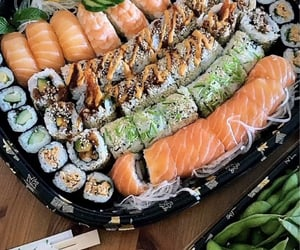colorful, delicious, and food image