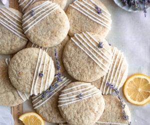 Lemon Lavender Sugar Cookies | In Bloom Bakery