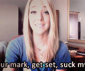 jenna marbles, funny, and youtube image