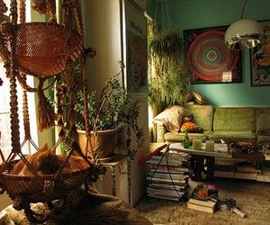 room, hippie, and boho image