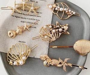 accessories, magical, and mermaid image