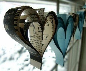 crafts, diy, and love image