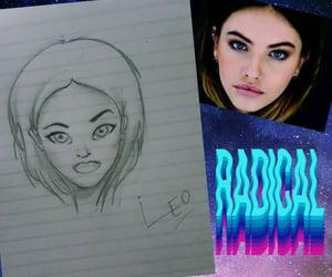 dibujo, arte, and draw image