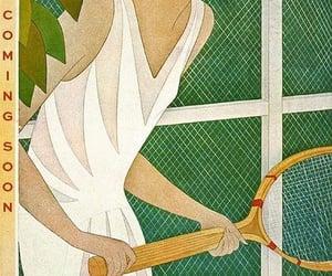 art, perfume, and tennis ball image