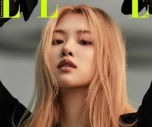 Elle, photoshoot, and roseanne image