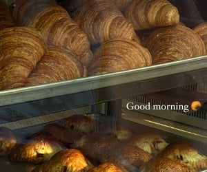 croissant, eat, and instagram image