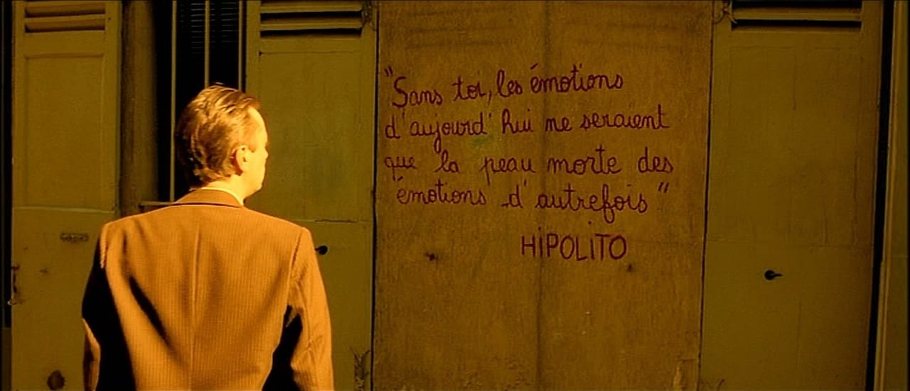 amelie poulain, french quotes, and paris aesthetic image