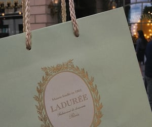 laduree, frenchie, and ladurée macarons image