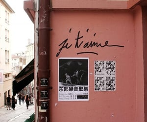 france, I Love You, and je t'aime image