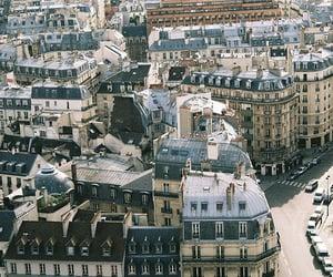 france, paris, and paris streets image
