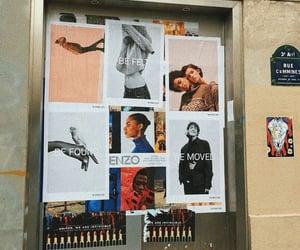 france, paris, and parisian streets image