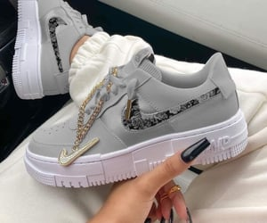 nike, sneakers, and airforce image