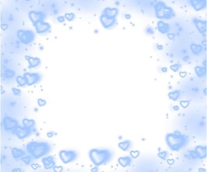 blue, instagram, and heart image