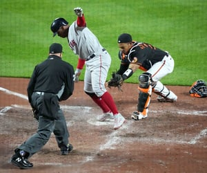 mlb, yebscore, and baltimore orioles image