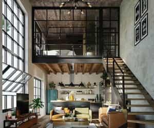 decor, interior design, and home decor image