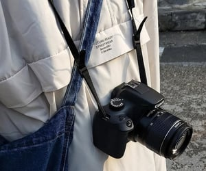 aesthetic, camera, and white image