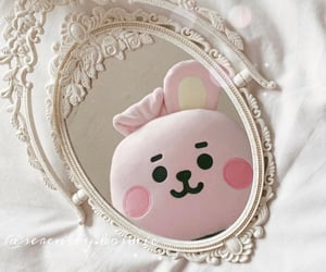 aesthetic, pink, and bt21 image