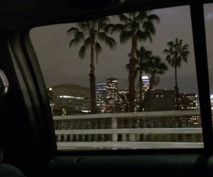 city, night, and aesthetic image