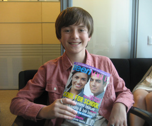 Teen Vogue and greyson chance image