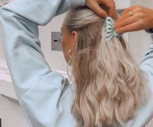 aesthetic, hairstyles, and ideas image