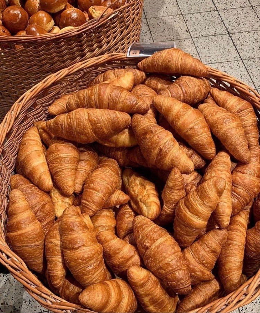 croissant, food, and pastry image