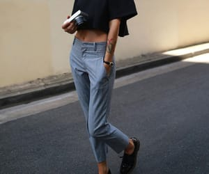 fashion, look, and outfit image