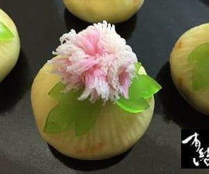 和菓子 and japanese sweet art image