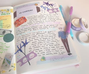 dried flowers, stationery, and affirmations image
