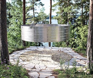 hole, memorial, and norway image