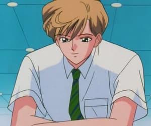 sailor moon, screenshot, and haruka tenoh image