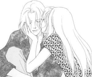 manga, mars, and couple image