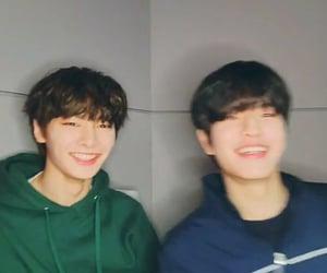 i.n, stray kids, and kim seungmin image