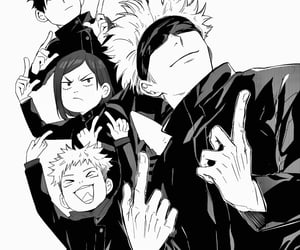 anime, friendship, and manga image