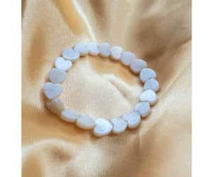 bracelet, stones, and bracelets image