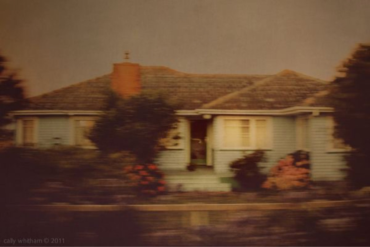 house, retro, and vintage image