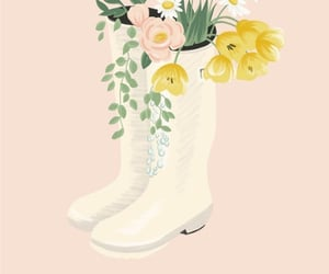 april, boots, and discover image