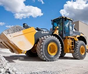 heavy equipment leasing image