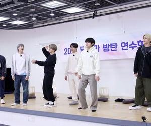 jin, rm, and yoongi image