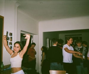 film, party, and wild image