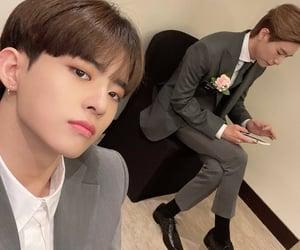 korea, cute, and subin image