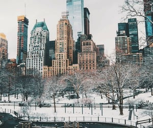 A cold winter in the city [photo by @matosem on Instagram