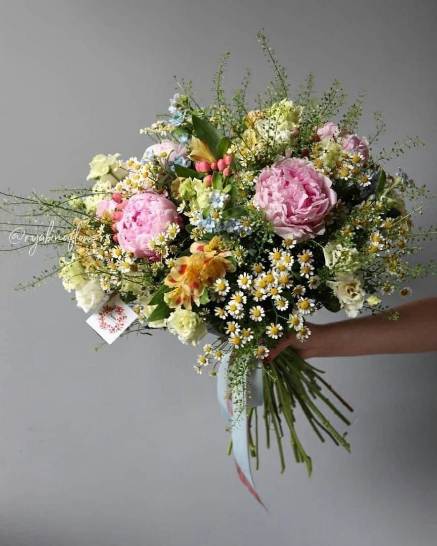 flowers and astrophe image