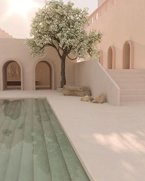 architecture, house, and minimalism image