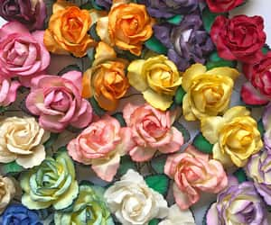 ~Mulberry Paper Roses~