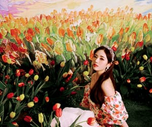jiwon, underratedidolsedit, and fromis9edit image