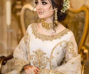 beautiful, bridal, and girl image