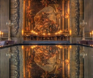 art, baroque, and fresco image