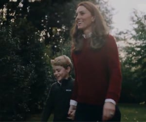 child, son, and catherine middleton image