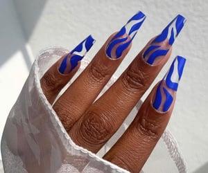 blue, elysianhottie, and zebra print image