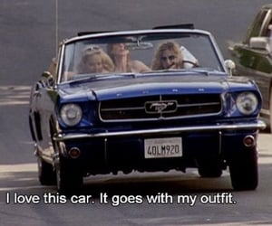 car, quotes, and movies image